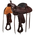 Circle Y Shallow Water All-Around Trail Saddle Made Exclusively for SmartPak