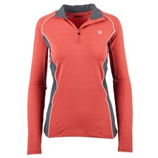 Ariat Tri-Factor Quarter Zip Sun Shirt