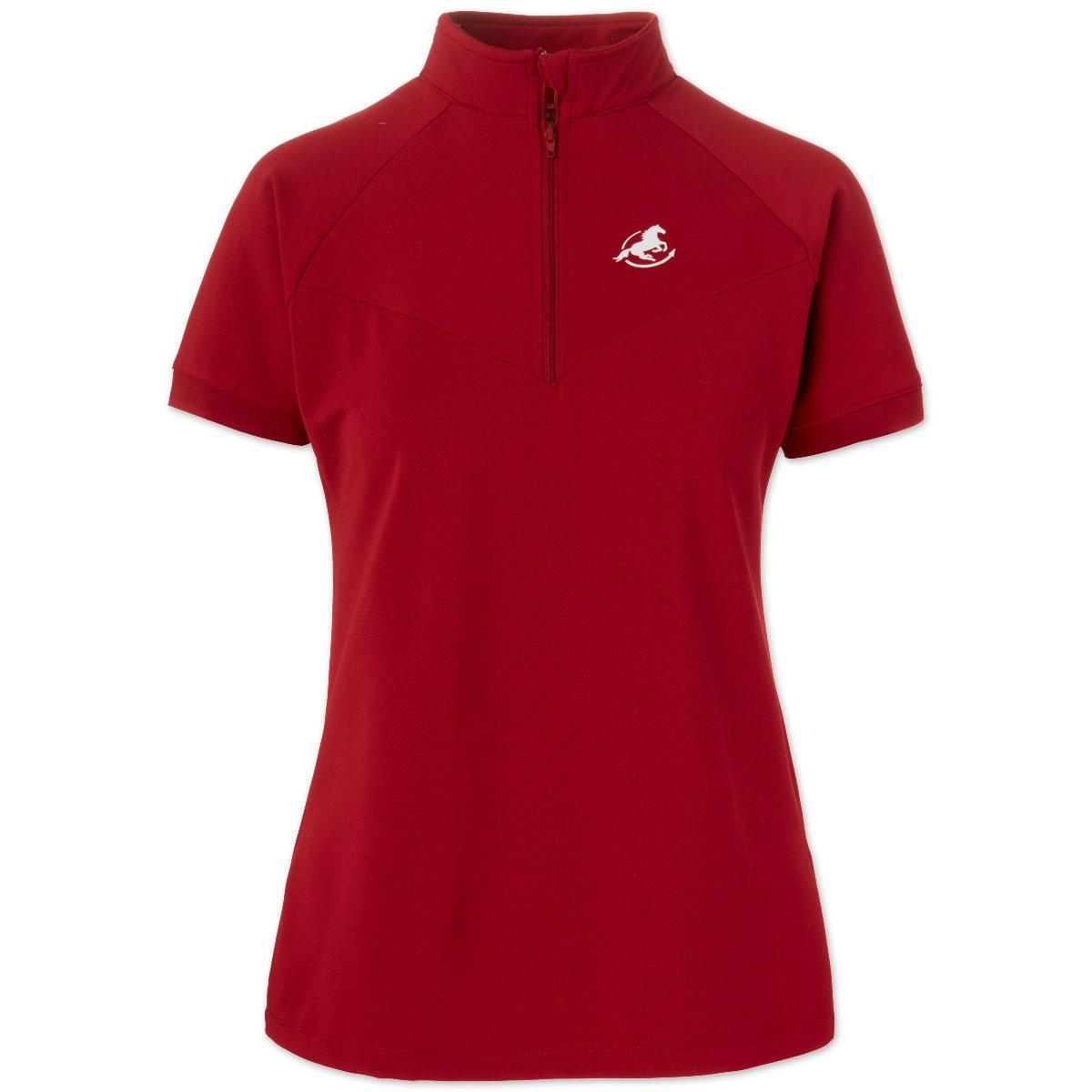 Piper Technical Short Sleeve 1/4 Zip Shirt by SmartPak