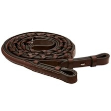 Harwich® Raised Laced Reins by SmartPak