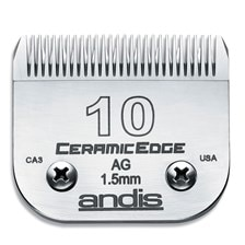 Andis #10 Replacement Ceramicedge Blade