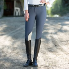 Hadley Breeches by SmartPak - Knee Patch