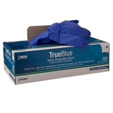 TrueBlue Nitrile Powder Free Gloves