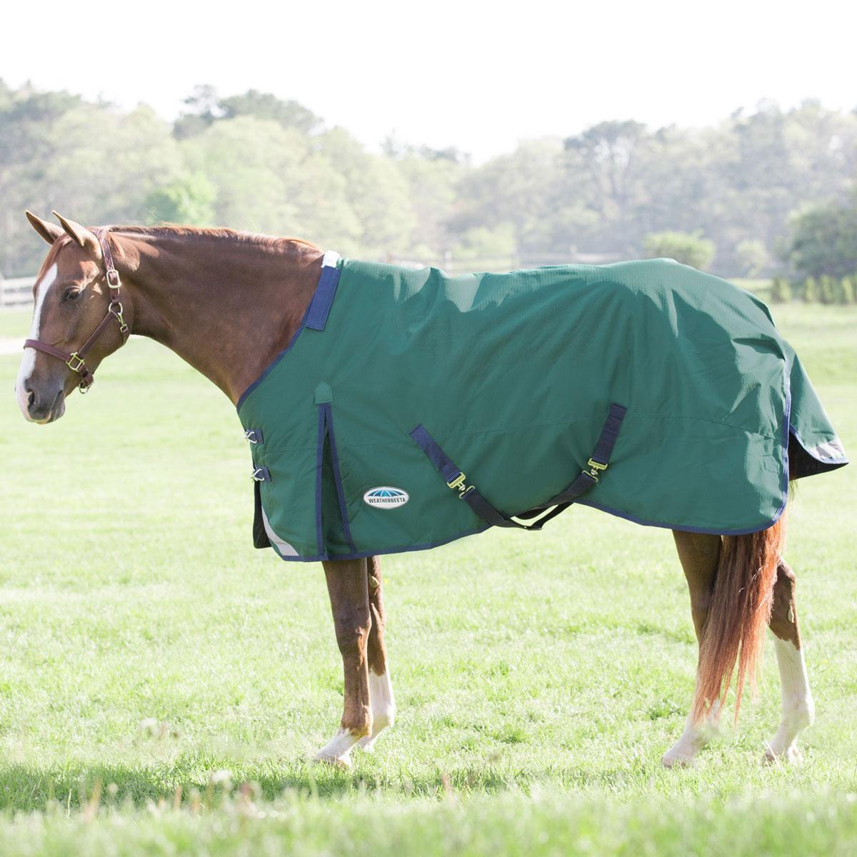 Weatherbeeta ComFiTec Plus Dynamic Detach-a-Neck Medium Turnout Blanket