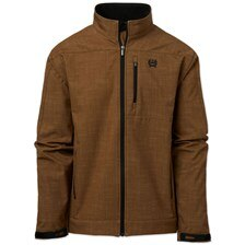 Cinch Men's Tan Bonded Jacket