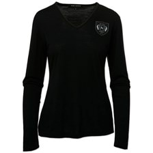 Asmar Harmony Merino V-Neck Sweater