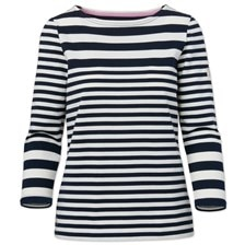 Joules Harbour Jersey Stripe Shirt - Clearance!