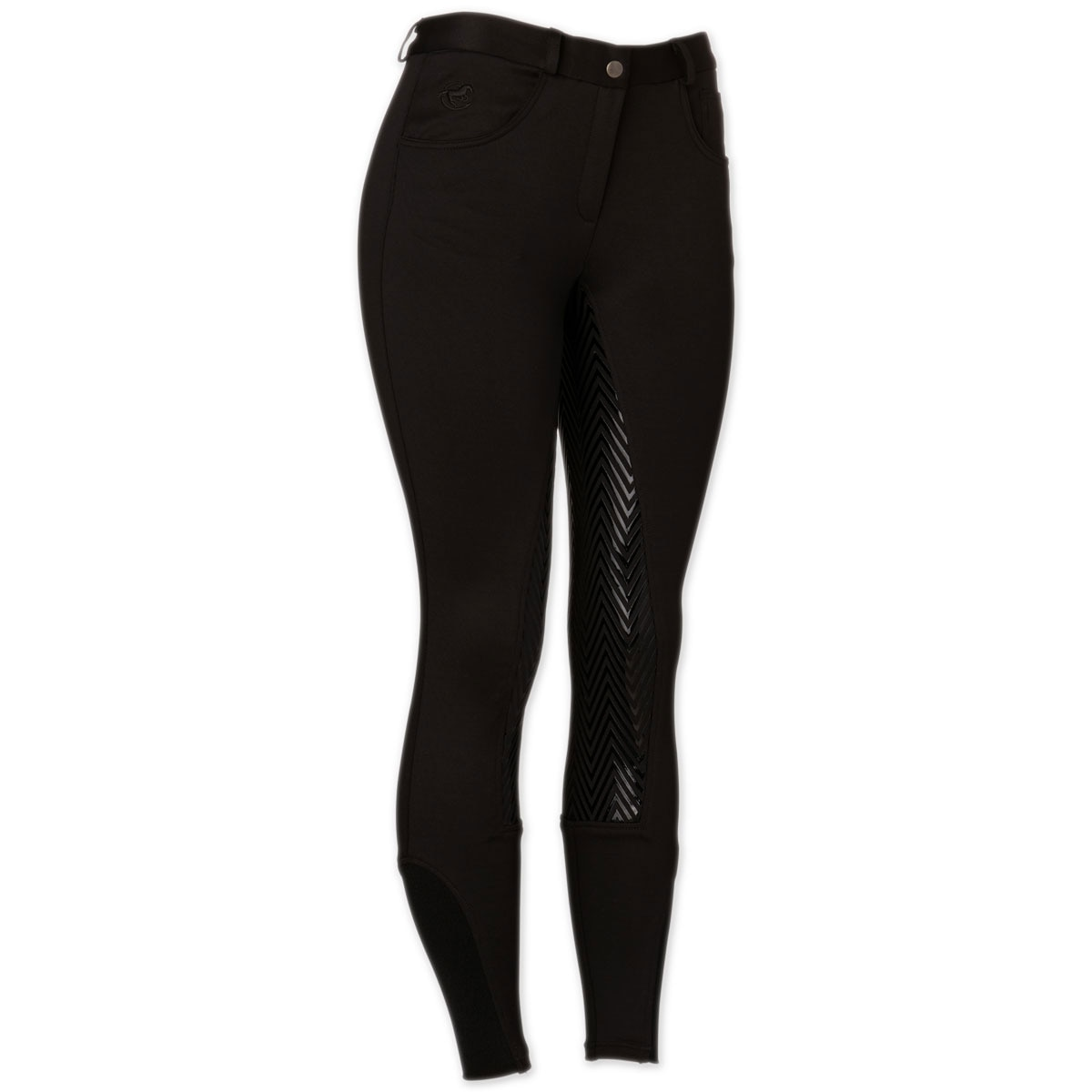 Piper Knit Breeches by SmartPak- Fleece Lined Full Seat