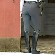 Piper Breeches by SmartPak- Softshell Winter Full Seat