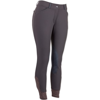 Piper Breeches by SmartPak- Softshell Winter Knee Patch
