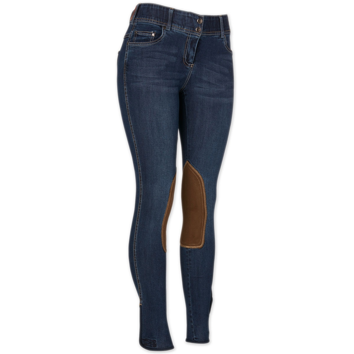 Goode Rider Equestrian Jean Knee Patch Breech