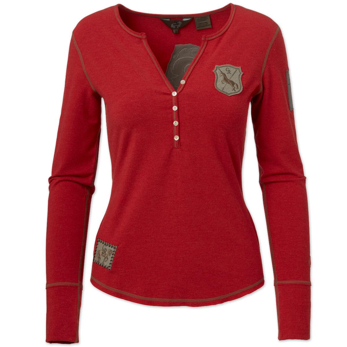 Goode Rider Henley Shirt