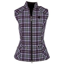 Arista Plaid Vest