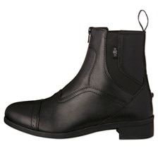 Saxon Syntovia Kids Zip Paddock Boot