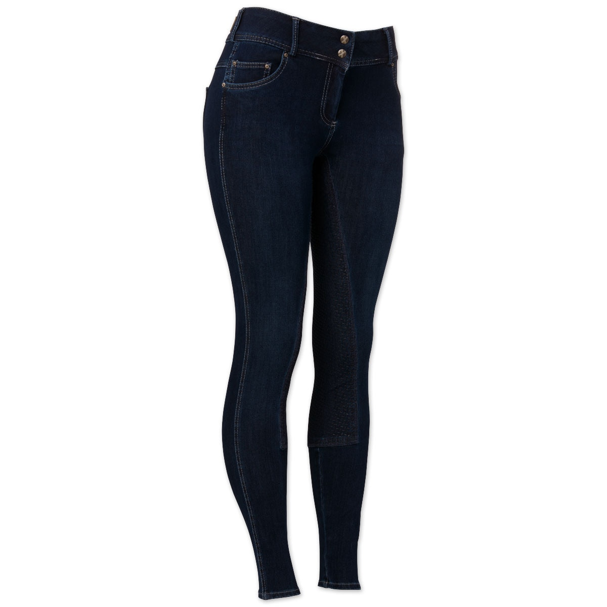 Goode Rider Vogue Denim Full Seat Breech