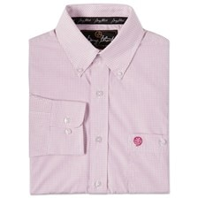 Wrangler Men's George Straight Collection Poplin Shirt