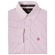 Wrangler Men's George Straight Collection Poplin Shirt