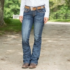 Cowgirl Tuff Copper Mustang Jeans