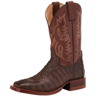 Justin Men's Voltage CPX Exotic Boots