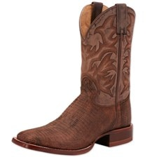 Justin Men's CPX Exotic- Lizard