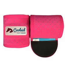 CoolAid Equine Icing & Cooling Polo Wraps - Clearance!