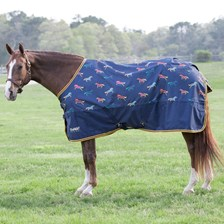 Shires Tempest Patterned Rain Sheet - Clearance!