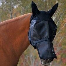 UltraShield Fly Mask w/ Ears- Removable Nose