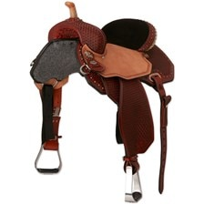 Circle Y Ambition Barrel Saddle - Test Ride Clearance
