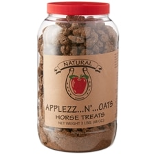 Applezz n' Oat Horse Treats