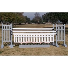 CJ-25 Full Size Gate Oxer