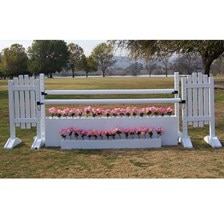 CJ-26 Full Size Flower Oxer