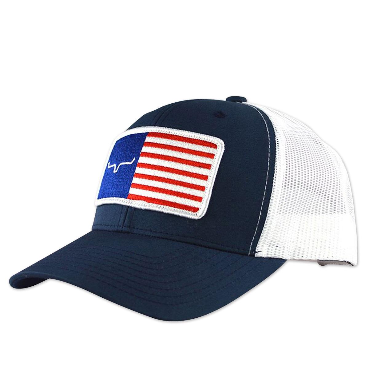 22d8245757b78 Kimes Ranch American Trucker Hat