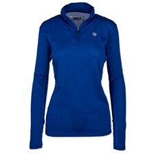 Ariat Sunstopper 1/4 Zip Made Exclusively for SmartPak - Clearance!