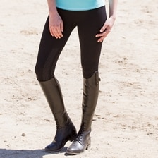 Goode Rider Bodysculpting Seamless Knee Patch Tight
