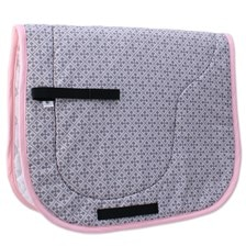 Toklat Pink Sconce All Purpose Pony Saddle Pad - Clearance!