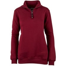 Women's Crosswind Quarter Zip Sweatshirt
