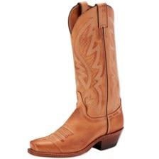 Justin Women's Bent Rail Quinlan Boots - Golden Tan