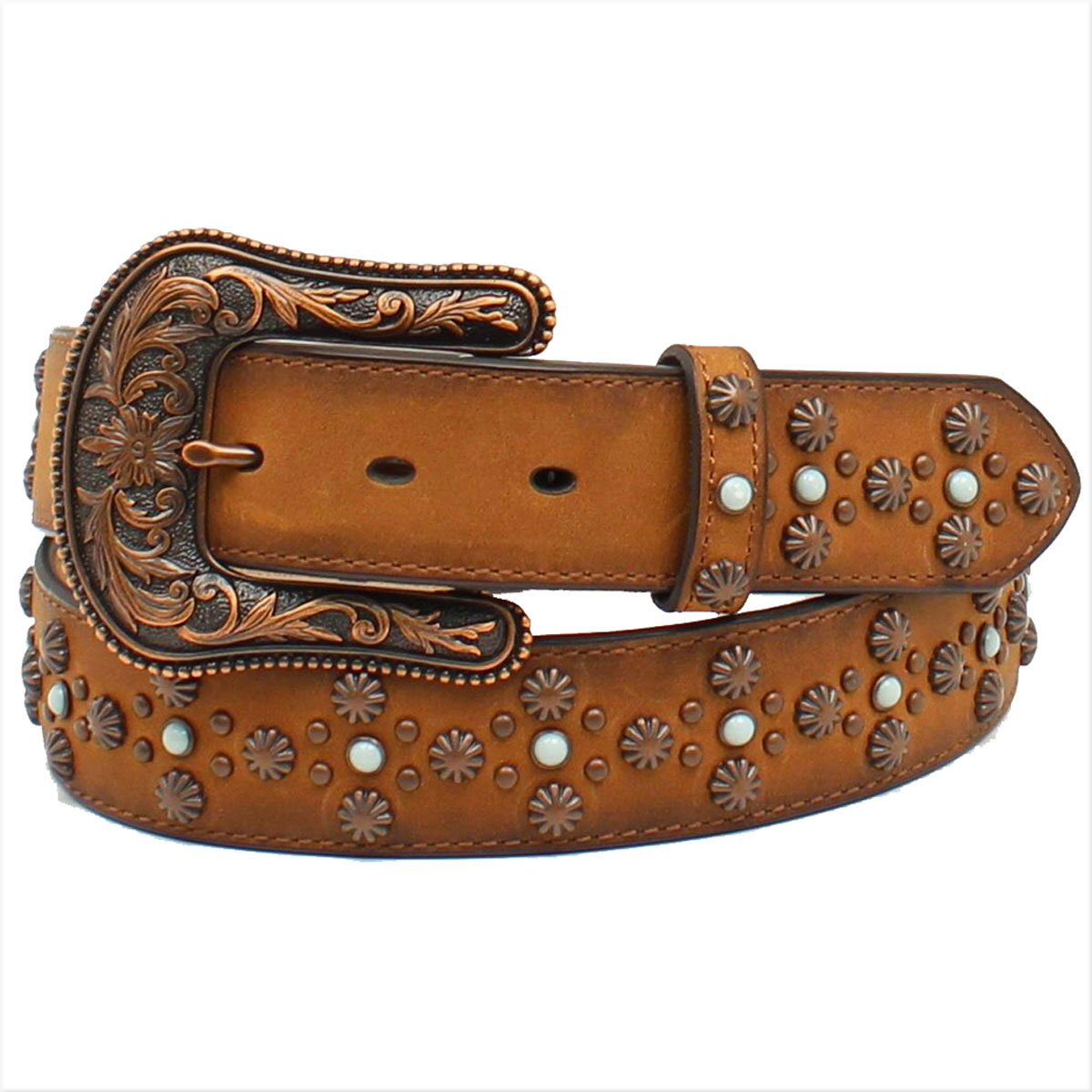 Ariat Women's Nailhead Belt