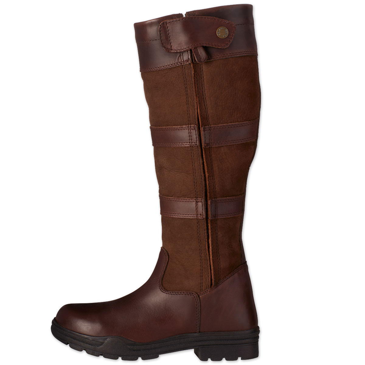 Shires Broadway Long Leather Boot
