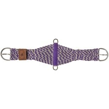 Mustang Mohair Western Roper Colored Cinch - Clearance!