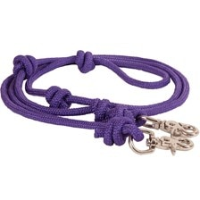 Mustang Mountain Rope Knotted Barrel Reins