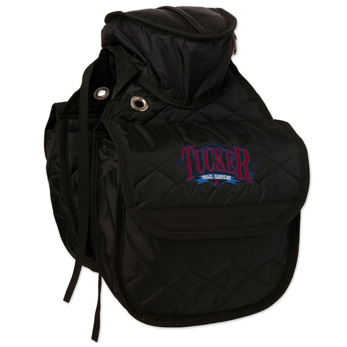 Tucker Trail Saddle Cantle Bag