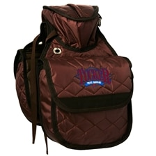 Tucker Trail Saddle Cantle Bag