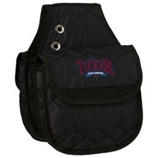 Tucker Trail Insulated Saddle Cantle Bag