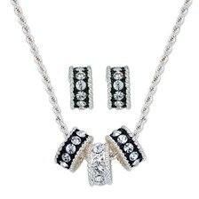 Montana Silversmiths Women's Silver Necklace Set
