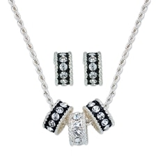 Montana Silversmiths Women's Silver Necklace Set