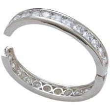 Montana Silversmiths Women's Silver Bangle Bracelet