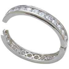 Montana Silversmiths Women's Silver Bangle Bracelet