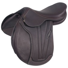 M. Toulouse Brittany Platinum Close Contact Saddle with Genesis System