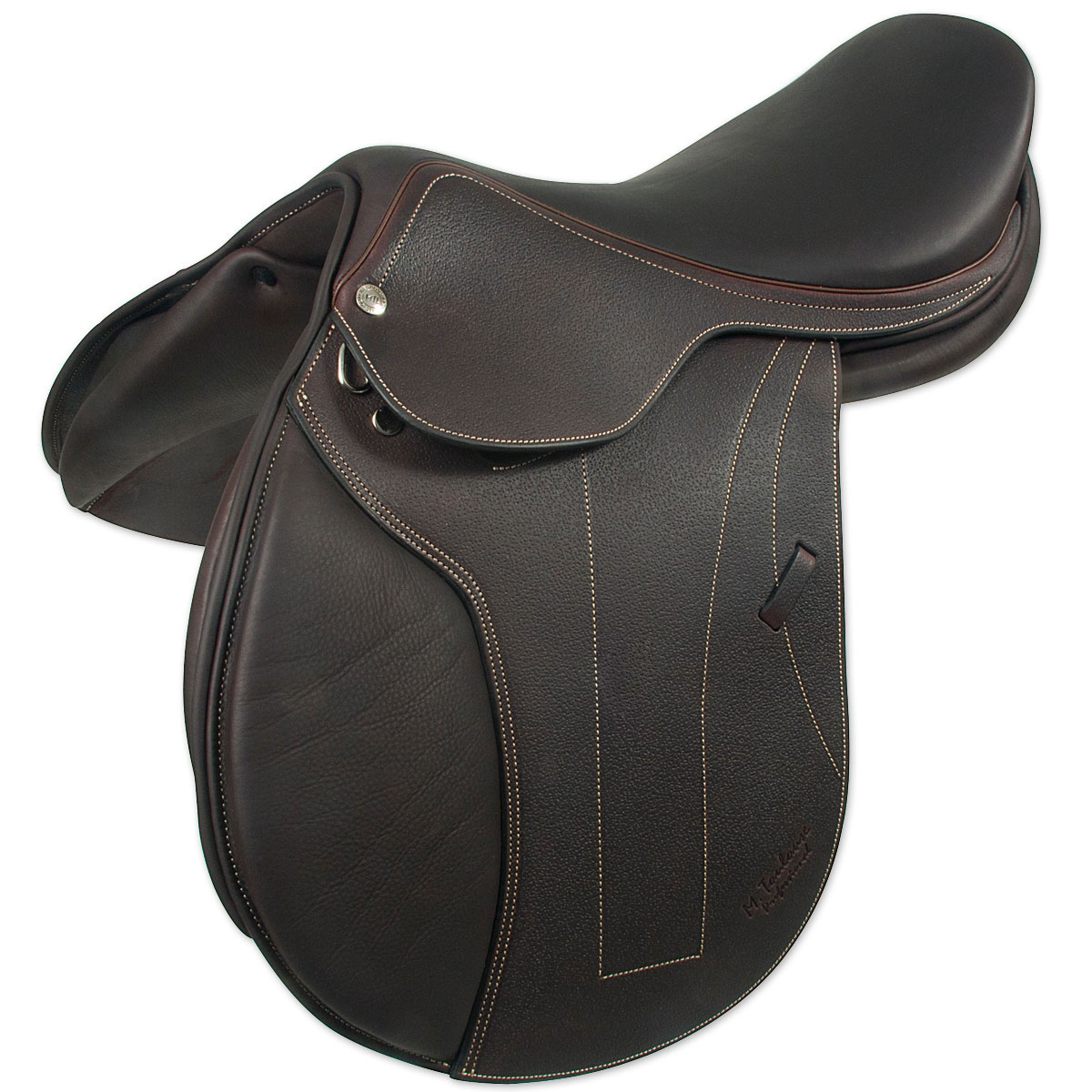 M. Toulouse Bretta Pro Close Contact Saddle with Genesis System